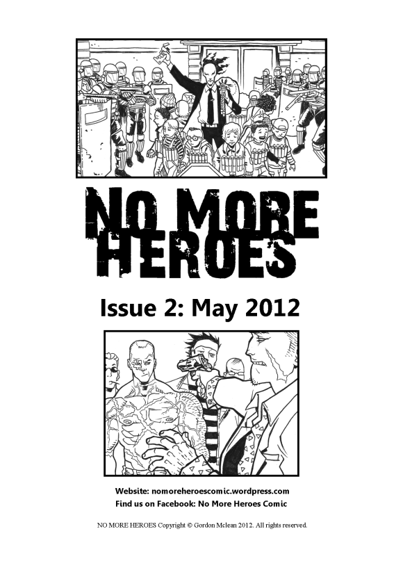 Issue 2 is almost here!